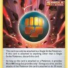 Single Strike Energy - 141/163