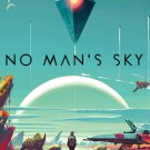 No Man's Sky STEAM shared account offline free shipping FROM ICELAND :)