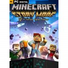 Minecraft Story Mode Season Two STEAM access account offline free shipping