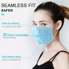 10 PCS Face Mouth Masks Non Woven Anti PM2.5 Anti Influenza Breathing Safety Masks Face Care Masks
