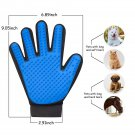 Pet Glove Cat Grooming Glove Cat Hair Deshedding Brush Clean Massage Hair Remover Brush