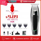 Professional waterproof hair trimmer beard trimer body face hair clipper electric hair