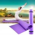6MM Yoga Mat EVA Non-slip Fitness Slim Yoga Gym Exercise Mats