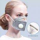 In Stock PM2.5 Reusable Mask Dust Respirator Washable Masks Activated Carbon Unisex