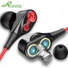Stereo Wired earphone In-Ear Sport Headset With Mic mini Earphones For iPhone Samsung Huawei Xiaomi