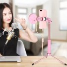 Dimmable LED Selfie Ring Light Youtube Video Live 3200k Photo Studio Light With Phone