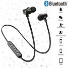 Magnetic Wireless bluetooth Earphone XT11 music headset Phone Neckband sport