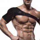 Adjustable Left/Right Shoulder Support Bandage Protector Brace Joint Pain Injury Shoulder