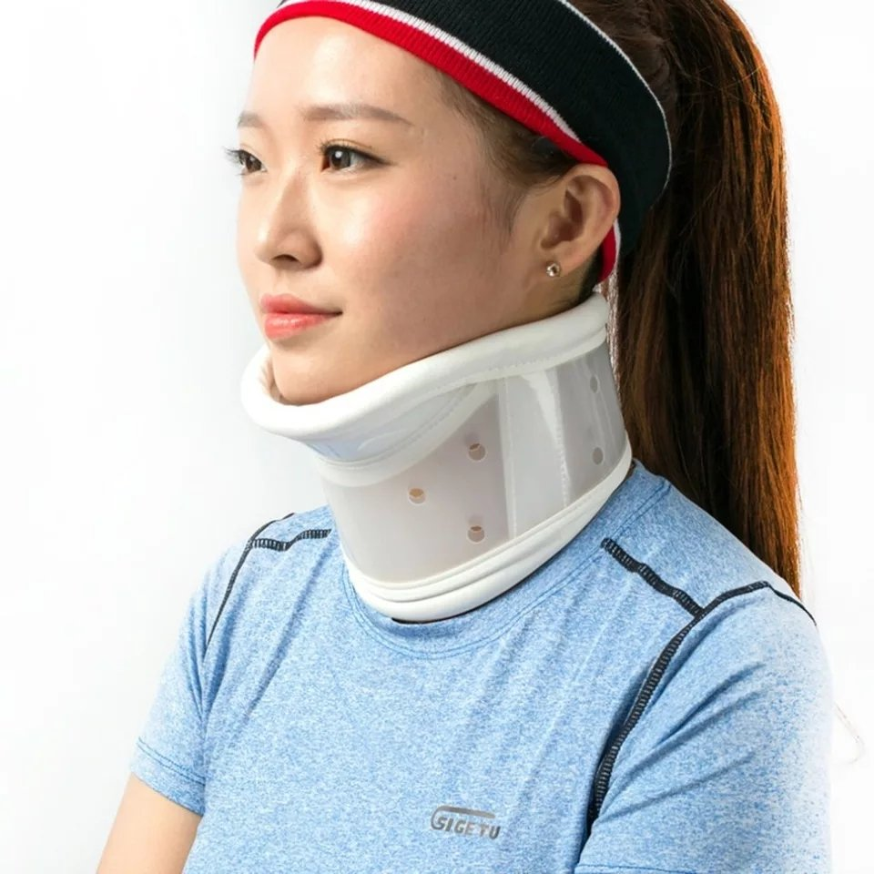 Breathable Neck Brace Medical Cervical Collar Neck Support Immobilizer Neck Pain Relief Neck