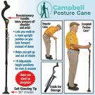 Adjustable Pole Foldable Safety Walking Stick for Elderly People Trekking Ski Poles Telescop