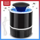 Meijuner Mosquito Killer Lamp USB Electric No Noise No Radiation Insect Killer Flies Trap Lamp