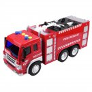 DIBANG 1:16 Toy Fire Fighting Truck Educational Toy Water Tender Toy