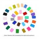 32 Pcs Soft Effect Polymer Clay Plasticine DIY Modelling Craft Art Toys