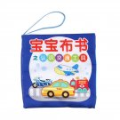 Baby Kids Child Early Educational Cloth Book English Reading Book Anti-tear