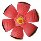 YH Flying Disc Sports Plat Ball Red Red