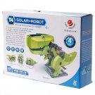 Yu Hang 2125 Solar Robot 4-in-1 Science  & Education DIY Robot Geen