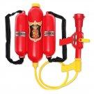 Child Fire Backpack Nozzle Water Gun Toy Air Pressure Water Gun Summer Beach
