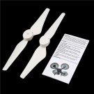 1Pair Chargeable LED Flash Propellers CW CCW Blades for DJI Phantom 3 Series