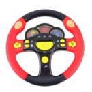 Children's Steering Wheel Toy Baby Childhood Educational Driving Simulation