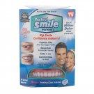 Perfect Smile Upper Veneer Comfort Flex Whitening Denture Paste False Teeth