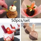 100 Pipettes for infusing Cupcakes   4ml  Suitable for strawberry cupcakes, ice cream, chocolate etc