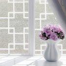 Film Window Decorative Film Frosted Glass  Door Bathroom Window Translucent Opaque Style 1!