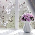 Film Window Decorative Film Frosted Glass  Door Bathroom  Style 2