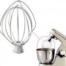 Stainless Steel Wire Whip Electric Mixer Attachment For KitchenAid K45WW 9704329