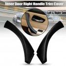 Car Set Left/Right Interior Door Handle Trim Cover For BMW 3 Series E90 E91 E92 51419150335