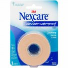 6 Pack 3M Nexcare Absolute Waterproof Tape, 1 in x 180 in