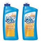 Mop - Glo Multi-Surface Floor Cleaner,  950 ml -32 oz (Pack of 2)