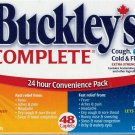 BUCKLEY'S COMPLETE(48s) EXTRA STRong COUGH, COLD & FLU CAPLETS, DAY/NIGHT C  From Canada