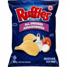 6 Bags Bags Ruffles All Dressed Chips Size 200g From Canada
