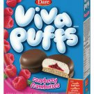 6 Pack Dare VIVA PUFF Raspberry Cookies 300g Each   from Canada