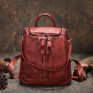 Designer Vintage Women's Backpacks 2018 Handmade Genuine Leather