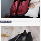Handmade Women Shoes Genuine Leather Flat Heels Round Toes Platform Women Flats Sheepskin
