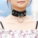 Personality Exaggerated Crazy Nightclub Punk Sexy Bondage Neck Choker Collar Necklace