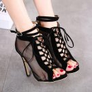 Fashion Elegant Woman Party Shoes Ladies Stiletto High Heel Shoes