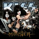 KISS Monster BANNER Huge 4X4 Ft Fabric Poster Tapestry Flag Print album cover art
