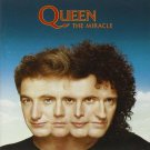 QUEEN The Miracle BANNER Huge 4X4 Ft Fabric Poster Tapestry Flag Print album cover art