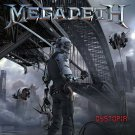 MEGADETH Dystopia Huge 4X4 Ft Fabric Poster Tapestry Flag Print album cover art