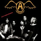 AEROSMITH Get Your Wings BANNER Huge 4X4 Ft Fabric Poster Tapestry Flag Print album cover art