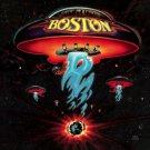 BOSTON First Album BANNER Huge 4X4 Ft Fabric Poster Tapestry Flag Print album cover art