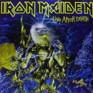 IRON MAIDEN Live After Death BANNER Huge 4X4 Ft Fabric Poster Tapestry Flag Print album cover art