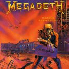 MEGADETH Peace Sells But Whos Buying BANNER Huge 4X4 Ft Fabric Poster Tapestry Flag album cover art