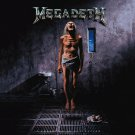 MEGADETH Countdown to Extinction BANNER Huge 4X4 Ft Fabric Poster Tapestry Flag album cover art