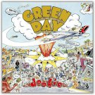 GREEN DAY Dookie BANNER Huge 4X4 Ft Fabric Poster Tapestry Flag Print album cover art