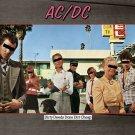 AC/DC Dirty Deeds Done Dirt Cheap BANNER Huge 4X4 Ft Fabric Poster Tapestry Flag Print album art