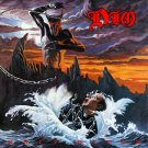 DIO Holy Diver BANNER Huge 4X4 Ft Fabric Poster Tapestry Flag Print album cover art