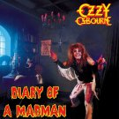 OZZY OSBOURNE Diary of a Madman BANNER Huge 4X4 Ft Fabric Poster Tapestry Flag Print album cover art